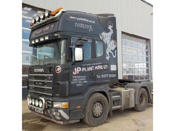 Scania 124-470 - tractor unit