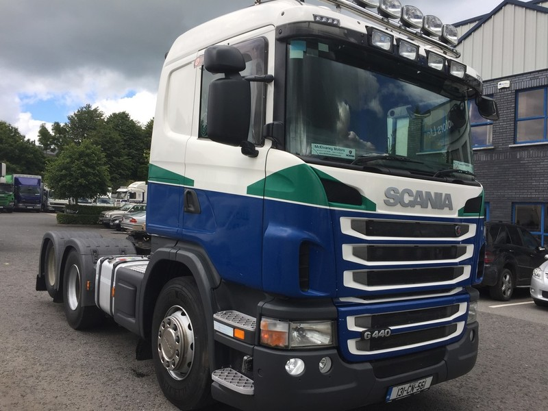 Scania G440 tractor unit, 2013 for sale - ID: 3154634