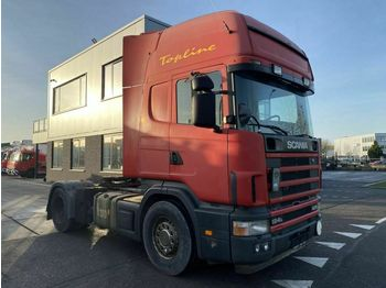 Tractor unit Scania R124-420 4X2 MANUAL EURO 3