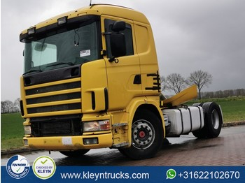 Scania R144.460 cr19 manual - tractor unit