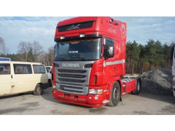 Scania R164 580 V8 Manual  - tractor unit