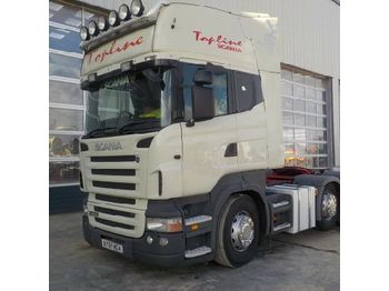 Scania R420 - tractor unit