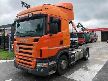 Scania R420 manual - clutch problem tractor unit, 2006, 12351 GBP