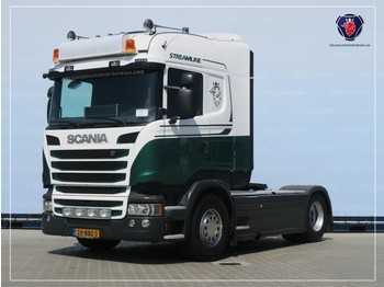 Scania R440 LA4X2MNB | 9T | Full Air Suspension | PTO - tractor unit