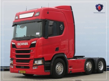 Scania R450 A6X2/4NA | NAVIGATION | PTO | NEW GENERATION - tractor unit