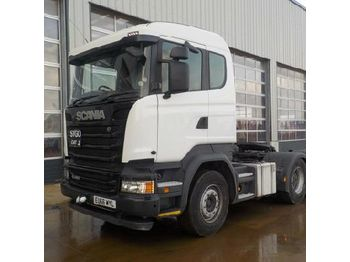 Scania R490 - tractor unit