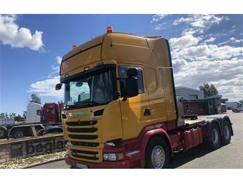 Tractor unit Scania R520