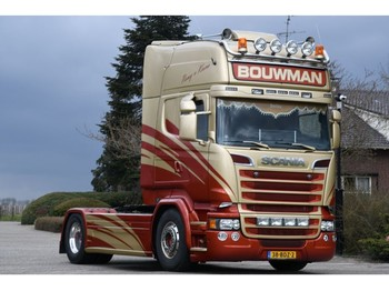 Scania R520 !!FULL OPTIONS!!SHOW!!MANUAL/RETARDER!! - tractor unit