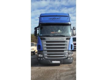 Scania R560 V8, E5, AdBlue, Topline, Retarder,  Manual  - tractor unit