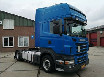 Scania R-Serie | TOPLINE | RETARDER | MANUAL  - tractor unit