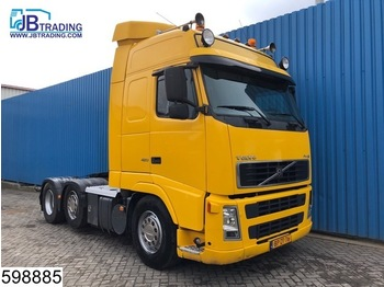 Tractor unit Volvo FH12 420 6x2, Air press cabin, Airco, Adjustable Dish, Hydraulic