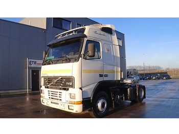 Tractor unit Volvo FH 12 - 380 Globetrotter (MANUAL GEARBOX / WITH HYDRAULIC PUMP / EURO 2)