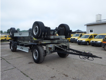 FLIEGL ZWP 180  385-65 R22.5 - container transporter/ swap body trailer