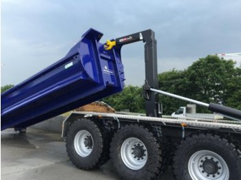 Toplift Staja Hakenlift TS 2667 - container transporter/ swap body trailer