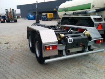 Toplift Staja TS 1862 - container transporter/ swap body trailer