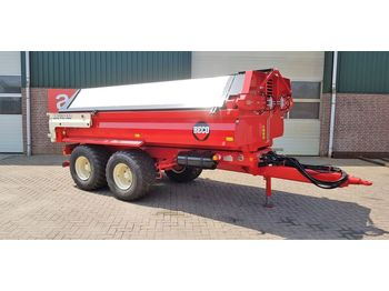 Tipper trailer Beco Brevis 100