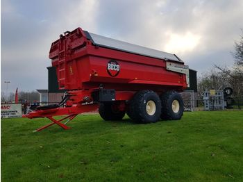 Tipper trailer Beco Maxxim 240 Active