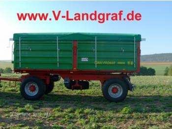 Pronar T 680 U - tipper trailer