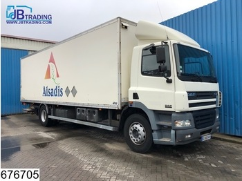 DAF 85 CF 340 Manual, Airco, Analoge tachograaf, ADR - box truck