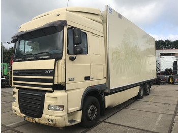 DAF FAN XF 105.410 EURO 5 - box truck