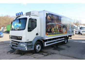 DAF FA LF55, 5 EEV, TAIL LIFT, THERMO KING  - box truck
