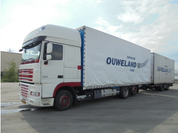 DAF XF105-410 SSC MANUAL - box truck