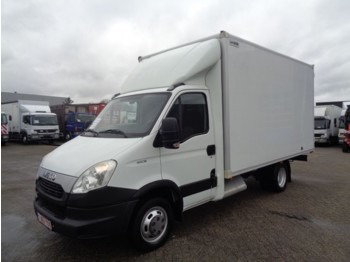 Iveco Daily 40C15L + MANUAL + EURO 5 - box truck