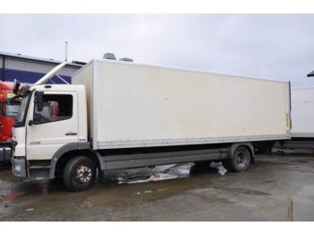 Box truck MERCEDES-BENZ 1218