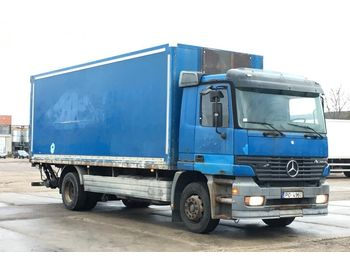 MERCEDES-BENZ Actros 1835 - box truck