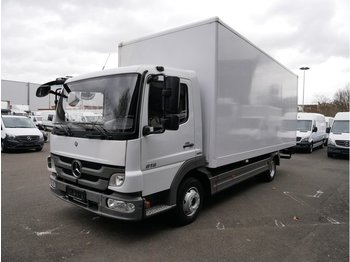 MERCEDES-BENZ Atego 816 Koffer mit Ladebordwand - box truck