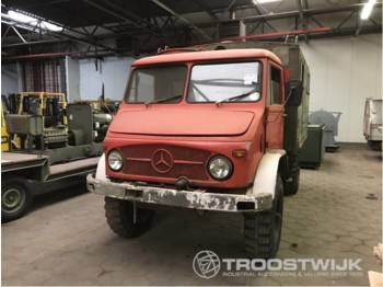 Box truck Mercedes-Benz/Unimog U 404