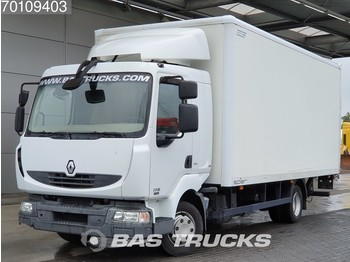 Renault Midlum 220 4X2 Manual Ladebordwand Euro 5 - box truck