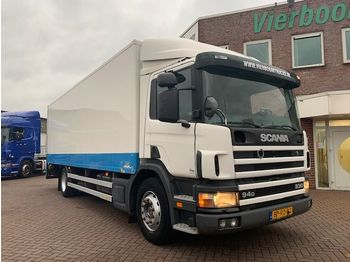 Scania P94.230 4X2 BAKWAGEN MET KLEP HOLLAND TRUCK COOD CONDITION - box truck