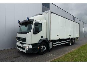 Box truck Volvo FE300 6X2 SIDE OPENING MANUAL EURO 5