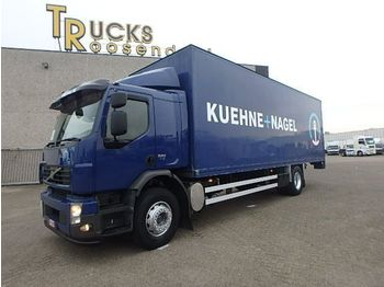 Box truck Volvo FE 320 + Manual + Euro 5
