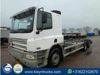 Cab chassis truck DAF CF 75.310 6x2 euro3