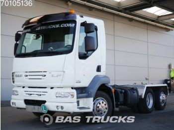 DAF LF55.280 6X2 Euro 5 - cab chassis truck