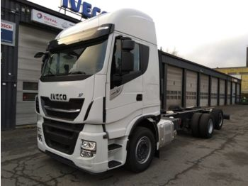 IVECO STRALIS XP AS260S48-E6C C11 - cab chassis truck