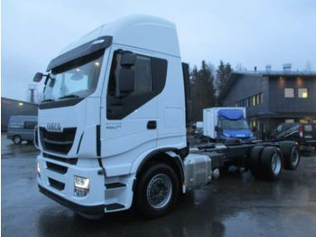 IVECO Stralis AS260S48 6x2*4 - cab chassis truck
