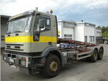 Iveco 260 E 37 6X4 CHASSIE 15 000 EUR - cab chassis truck