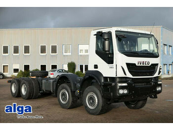 Iveco AD410T38H 8x4, Chassis, Kabine  - cab chassis truck