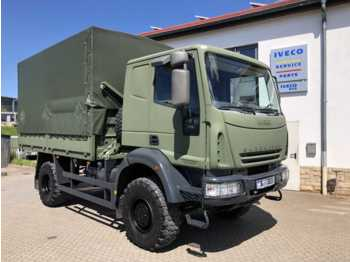 Iveco Eurocargo ML100E21 4x4 Singlebereift Expedition  - cab chassis truck