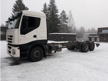 Iveco STRALIS 260S50 EURO4 - cab chassis truck