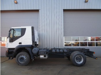 Iveco Trakker 380 4x2 Chassis Cab UNUSED(15 units available) - cab chassis truck