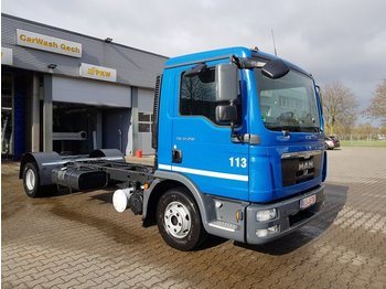 MAN TGL 12.250 Fahrgestell Euro 5 EEV - cab chassis truck