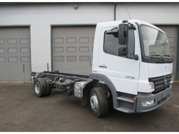 MERCEDES-BENZ ATEGO 1218 - cab chassis truck