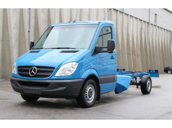 MERCEDES-BENZ Sprinter 316 CDI Euro5 Tempomat NUR 253 TKM!!! - cab chassis truck