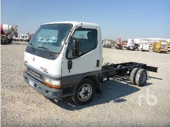 MITSUBISHI CANTER - cab chassis truck