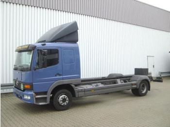 Cab chassis truck Mercedes-Benz Atego 1223L 4x2 Standheizung/Telefon/Tempomat