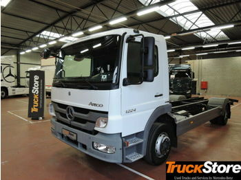 Mercedes-Benz Atego 1224 L S-Fahrerhaus ABS 4x2 Euro5  - cab chassis truck